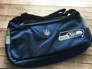 New Never  Seattle Seahawks Jersey Style Purse