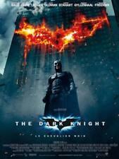 BATMAN THE DARK KNIGHT Affiche Cinéma Movie Poster CHRISTIAN BALE HEATH LEDGER