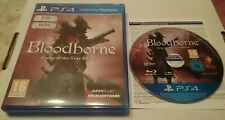 Bloodborne Game of the Year Edition GOTY PS4 comme neuf