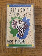 Rejoice Africa Cassette