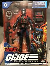 GI Joe Classified Series Cobra Island Cobra Viper Target Exclusive NIB In Hand