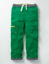 Boden Lined Pull-on Cargos Age 7 rrp £37 LS171 BB 10