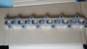 Stainless Steel Ford Falcon 4.0 DOHC Barra Turbo Manifold Header Flange
