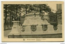 CPA - Carte postale -Belgique -Bourg-Léopold - Monument du Souvenir (CP2593)