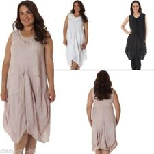 Summer/Beach Midi Plus Size Dresses for Women