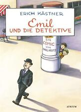 Emil und die Detektive Ein Comic von Isabel Kreitz Erich Kästner Buch Deutsch