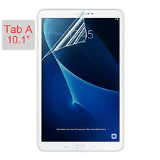 2XLot Clear Screen Protector Soft Protective Film For Samsung Galaxy Tab A6 10.1