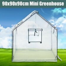 90x90x90cm Mini Greenhouse Home Outdoor Flower Plant Winter Shelves