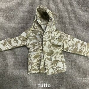 1/6 21ST Century GI Joe Army Desert Camo Camouflage Jacket Shirt Dragon BBI