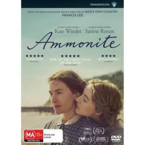Ammonite & Carol LESBIAN DVDS 2021 Kate Winslet Cate Blanchett New R4 FREE POST