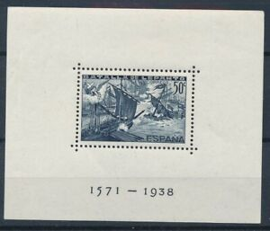 [38837] Spain 1938 Good sheet Very Fine MH