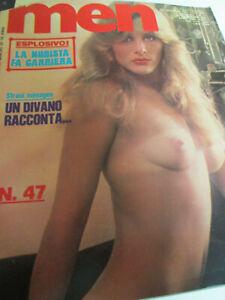 Men anno XVI n. 47 - Edizione originale Novembre 1981 - Per adulti