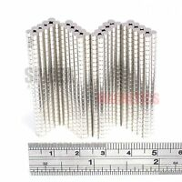 500//1000 minuscules Aimants 2x1 mm N52 néodyme disque Neo Craft magnet 2 mm Dia x 1 mm