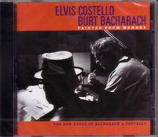 CD (NEU!) . ELVIS COSTELLO / BURT BACHARACH - Painted from Memory ( mkmbh