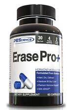 PES ERASE PRO+ Muscle Hardening Agent - 60 caps PRO PLUS