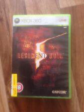 Resident Evil 5 Microsoft Xbox 360