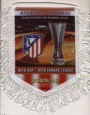 VIMPEL ATLETICO DE MADRID EL GANADOR DE LA COPA DE LA UEFA 2009-2010