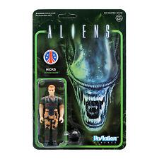 aliens hicks reaction action figure