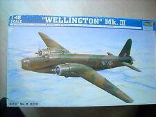 TRUMPETER-1/48- #2823- WELLINGTON MK.III