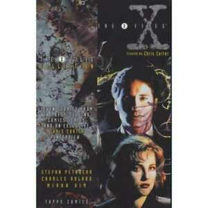 X-Files (1995 series) Collection #1 in NM minus condition. Topps comics [*sx]