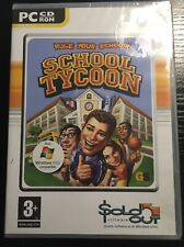 SCHOOL TYCOON - RULE YOUR SCHOOL: PC GAME