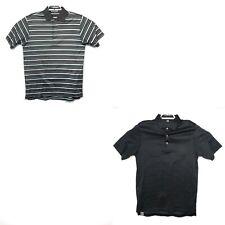 Peter Millar Crown Sport Mens Sleeve Golf Polo Shirt Size Medium Lot of 2