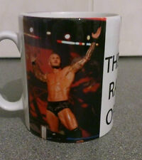 WWE RANDY ORTON THE VIPER NOVELTY MUG BIRTHDAY GIFT RAW 150