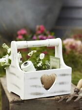 Wooden Heart Trug