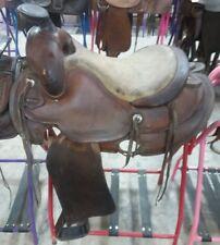 """15"""" Vintage WYETH Saddle"""