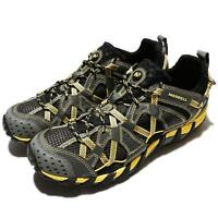 Merrell Waterpro Maipo Black Yellow Men Outdoors Amphibious Shoes J37769