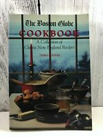 Boston Globe Cookbook: A Collection of Classic New England Recipes