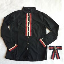 GUCCI Long Sleeves Polo - Brand New