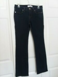 NOBO No Boundaries Jeans Womens Size 7 Low Rise Stretch Fabric Skinny Fit Rinse