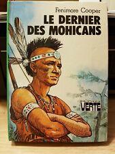 Der Letzte Der Mohikaner - Book Verte