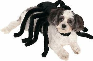 Spider Harness Insect Cute Funny Fancy Dress Up Halloween Pet Dog Cat Costume