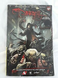 The Darkness: Ultimate Collection - Graphic Novel Garth Ennis 2007 1st Printing