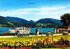 Bad Wiessee - Seepromenade ; Ansichtskarte 1982 gel.