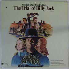 Trial Billy Jack 33 tours Elmer Bernstein 1974