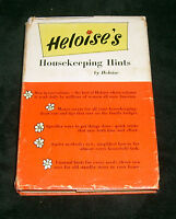 Heloise's Housekeeping Hints by Heloise (hardcover 1963 printing)