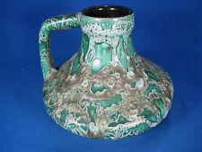 70´s design JOPEKO Keramik pottery vase rare FAT LAVA glaze variation 47 15