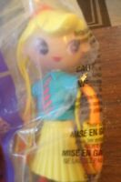Betty Spaghetti Doll McDonalds Happy Meal Toy NIP