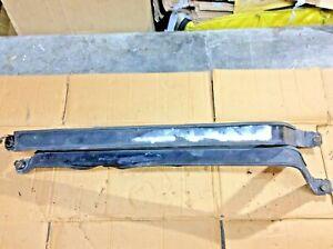 SAAB 9-3 VECTOR 2006 1.9 TID DIESEL SALOON FUEL TANK STRAPS BRACKET MOUNTING SET
