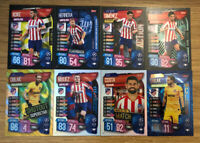 100 Club Atlético Madrid Match Attax Extra 2019//20 19//20 #CLU1 Jan Oblak