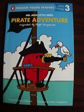 Penguin Mr Men Little Miss Pirate Adventure by Roger Hargreaves 2019 P/B FACT