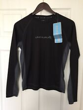Womens Endura Pulse Cycling Base Layer Size Large
