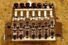 Ibanez New CHROME Lo Pro 7 SEVEN Edge Trem fits Steve Vai JEM, Universe,RG,S