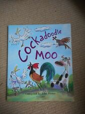 Cockadoodle Moo - collection of rhymes and poems for very young children