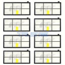 clean 8pcs HEPA Filter for iRobot Roomba 860 880 805 980 960  800&900