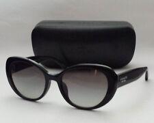 COACH Women Sunglasses HC8049 Alexa BLACK with case