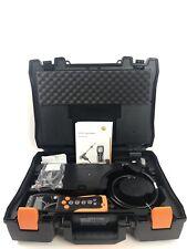 Testo 330-2 LX Set Abgas-Analysegerät 330-2 LL Flue Gas Analyzer NEU vom Händler